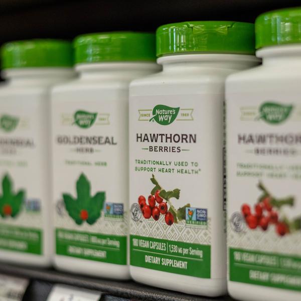 Good Earth Natural Foods Hawthorne Berries UT copy