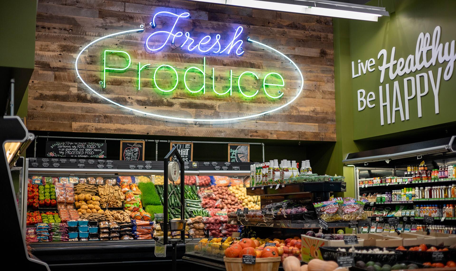 Good Earth Sandy UT Fresh Produce