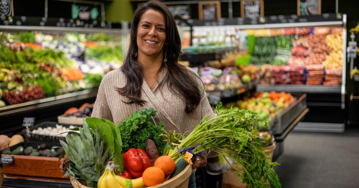 Sandy UT Good Earth Markets Fresh Organic Vegetables