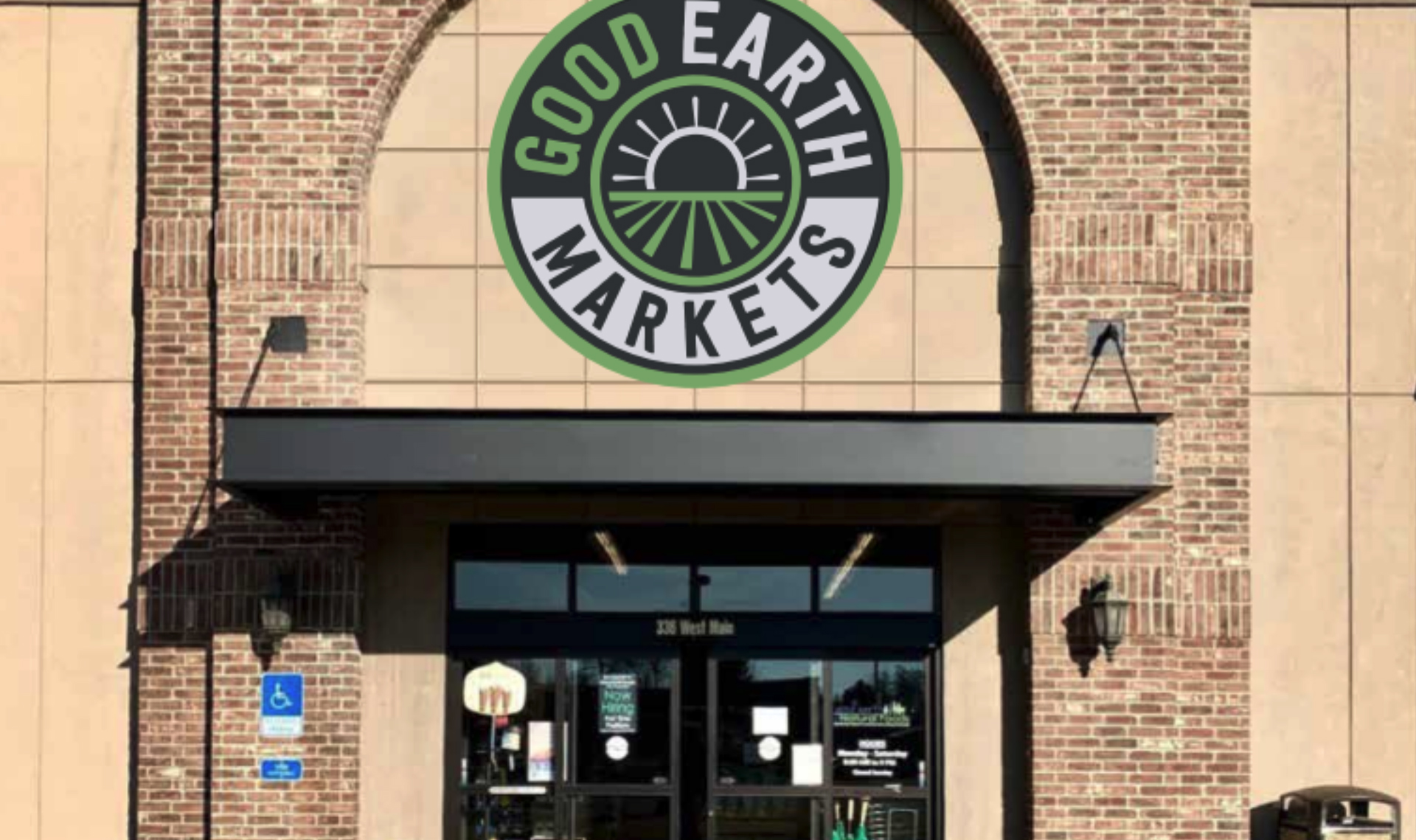 Good Earth Markets Store Front American Fork