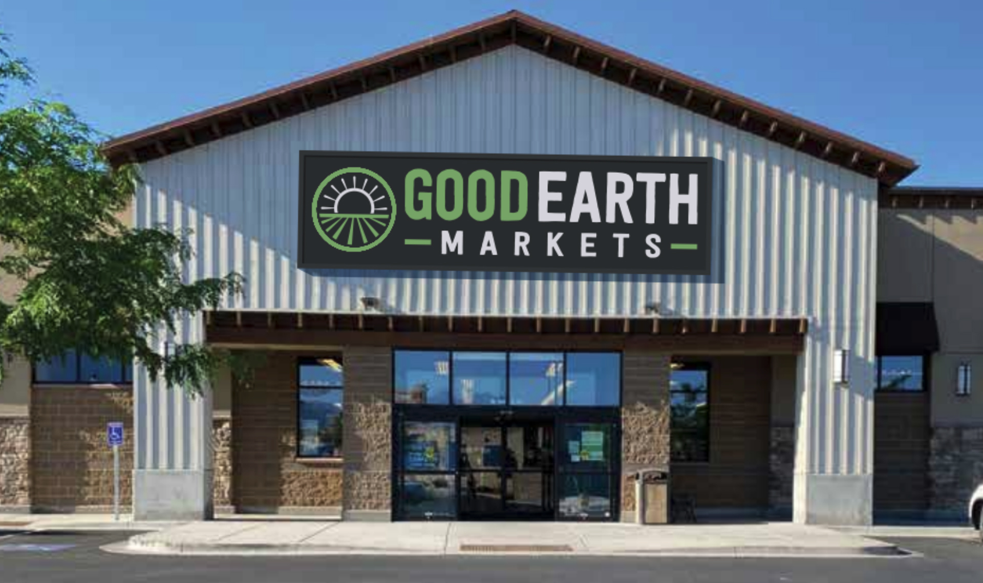 Good Earth Markets Store Front Spanish Fork
